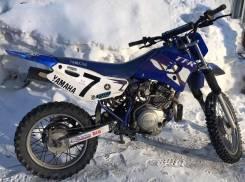 Yamaha TT-R 125, 2003