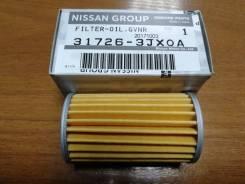 Фильтр трансмиссии (маслоохладителя) оригинал Nissan 31726-3JX0A