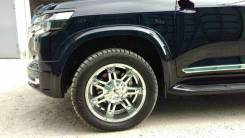 Фендера (расширители арок) Modellista для Land Cruiser 200 2016+