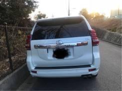 Глушитель. Toyota Land Cruiser Prado. Под заказ