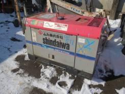 Японский дизель генератор на 10кВт и аргонно-дуговой сварочный аппарат