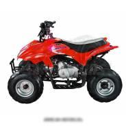 Квадроцикл KAYO YCF110 (красный), Оф. дилер Мото-тех, 2020