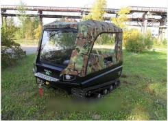 Вездеход гусеничный Пелец Круизер 640, дилер салон Мото-Тех, Томск, 2014