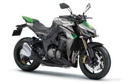 Мотоцикл Kawasaki Z1000ABS серый,Оф.дилер Мото-тех, 2016