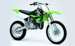 Мотоцикл Kawasaki KX85 II (2 тактный),Оф.дилер Мото-тех, 2016