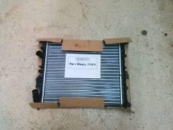 Радиатор охлаждения двигателя. Renault: Kangoo, Megane, Logan, Scenic, Clio D4F, D7D, D7F, E7J, K4M, K7J, K9K, K4J, K7M, D4D, F9Q