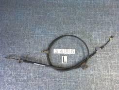 Тросик ручного тормоза левый №3485
