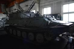 Транспортер тягач МТ-ЛБ-В
