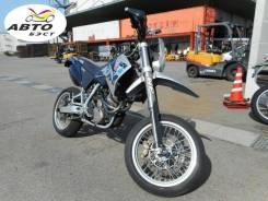 KTM 640 LC4 Supermoto. 640куб. см., исправен, птс, без пробега
