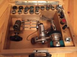 Механический индикатор давления с цилиндрической пружиной