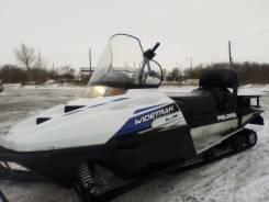 Polaris Widetrak 500 LX, 2011