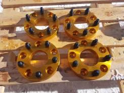 Проставки для литых и кованых дисков pcd 5x130