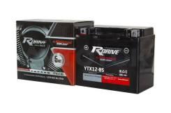 Аккумулятор Rdrive Silver YTX12-BS (YTX12-BS, YTX14-BS, YT12B-BS)