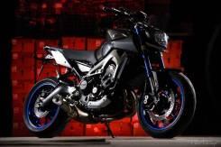 Yamaha MT-09, 2017