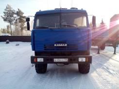 Продам седельный тягач Камаз 44108 с полуприцепам Нефаз.
