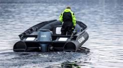 Лодка из ПНД Арктика 7.8