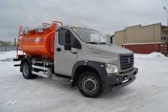 ГАЗ ГАЗон Next C41R13, 2017