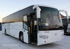 Higer KLQ6119TQ. Междугородний автобус Higer 6119TQ 55 мест+1+1, 55 мест