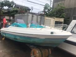 Продам корпус катера SRV20 ! В отличном состоянии ! Без пробега