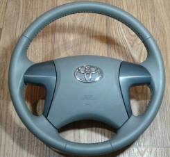 Руль Toyota кожа