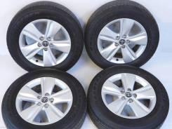 Продаю японские оригинальные литые диски Тойота R17(5x114.3)