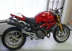 Ducati Monster 1100 S, 2009