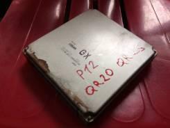 Блок управления двигателем Nissan QR25