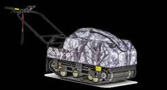 Мотобуксировщик BM COMPACT RATO R7Z-L, 2017