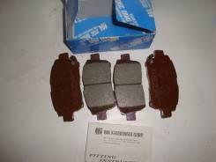 Колодки тормозные передние Kashiyama D2183M