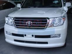 Губа передняя Modellista Toyota Land Cruiser 200/LC 200 2007-2012