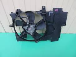 Вентилятор охлаждения радиатора Nissan March, AK12/BK12, CR12DE/CR14DE