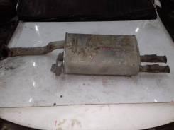 Глушитель задняя часть! Mitsubishi Galant, Eterna