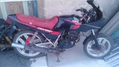 Honda CBX125F, 1983