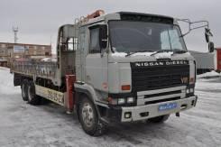 Nissan Diesel. Самогруз 1993 г. в. в наличии, 16 990куб. см., 6x4