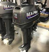 Лодочный мотор Seapro T18 S Новинка! 294 куб. см ! Доставка!
