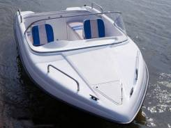 Катер пластиковый Wyatboat WB-3 с рундуками (новый)