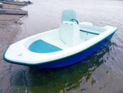 Катер пластиковый Wyatboat WB-430C Тримаран (новый)