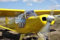 Продается кит-набор самолета Piper Super Cub