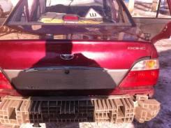 Стекло кузова (собачник) заднее левое Daewoo Nexia 95-