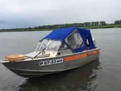 Продам катер вельбот-45