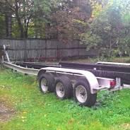 Продам прицеп для перевозки катера 12метров 35 футов