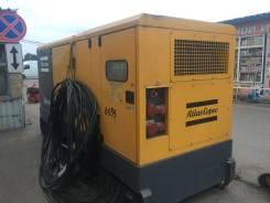 Дизель генераторная установка ДГУ Atlas Copco QAS 325 2012