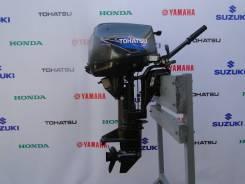 Tohatsu. 4-тактный, бензиновый, нога S (381 мм), 2006 год