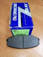 Тормозные колодки (F) Suzuki Jimny Advics SN611