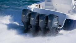 Установка лодочных моторов