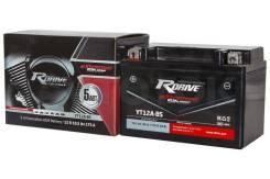 Мото аккумулятор Rdrive Silver YT12A-BS 10,5А/ч п. т.175а АвтоТок