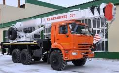 Челябинец КС-55732-28, 2018