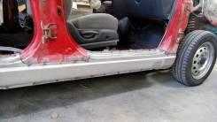 Кузовной ремонт. Сварочные работы. Ремонт глушителя. Замена порогов.