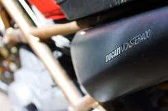 Ducati Monster 400, 1998