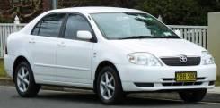 Порог кузовной. Toyota: Corona, Allex, Corolla Fielder, Corolla, Altezza, Corolla Runx